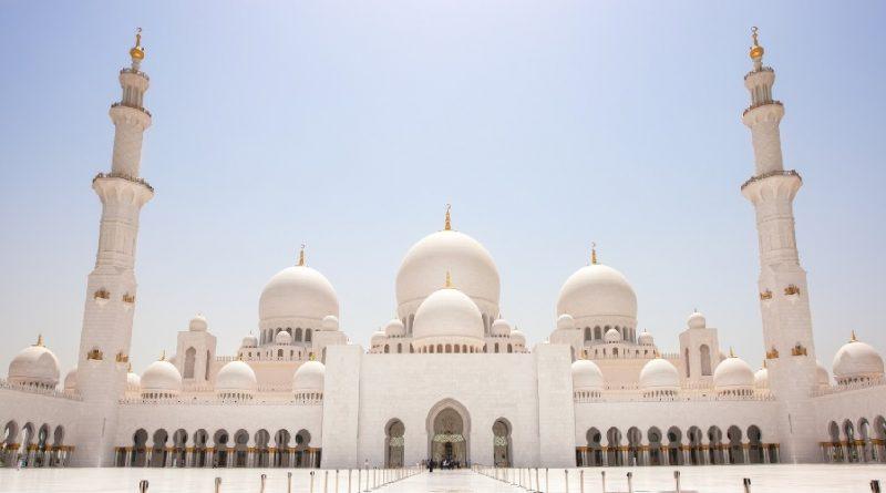 عمارة المساجد في العمارة الاسلامية