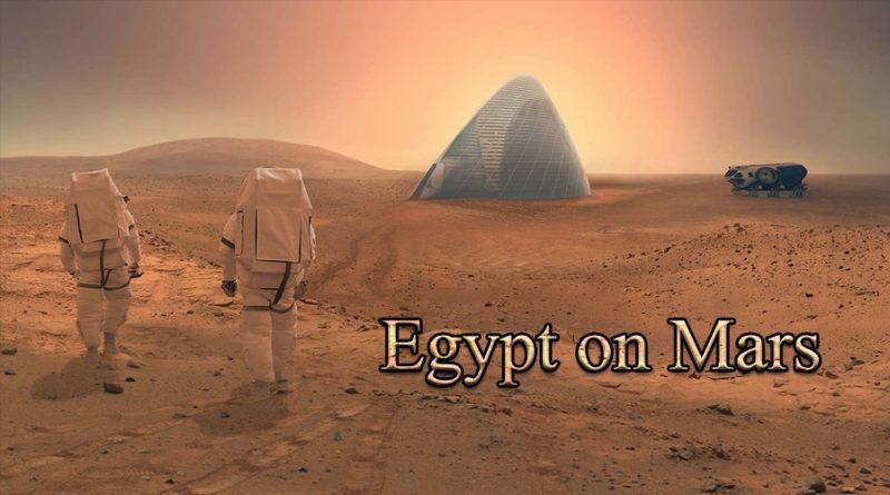 مسابقة تصميم مستوطنة على المريخ
